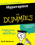 Hyperspace for Dummies