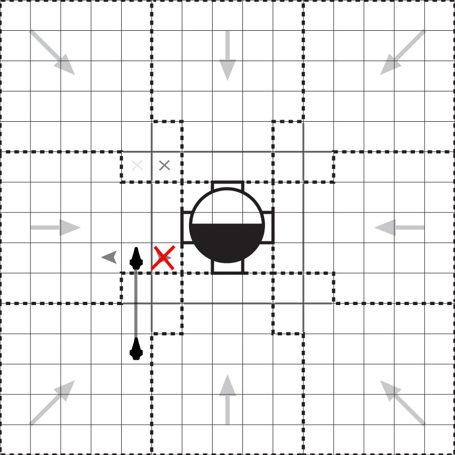 Floater belly lander float directions